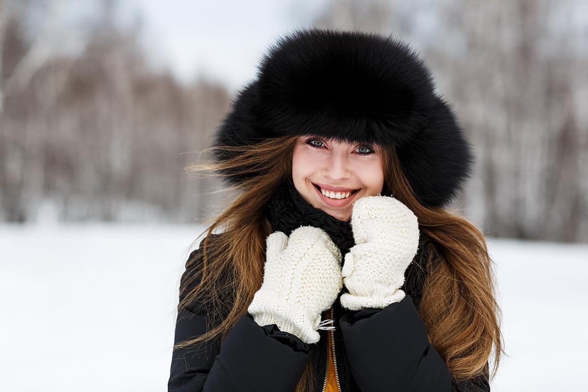 Советы девушке: выбираем зимнюю шапку