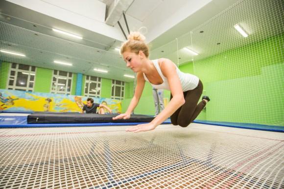 Бесспорные преимущества прыжков на батуте