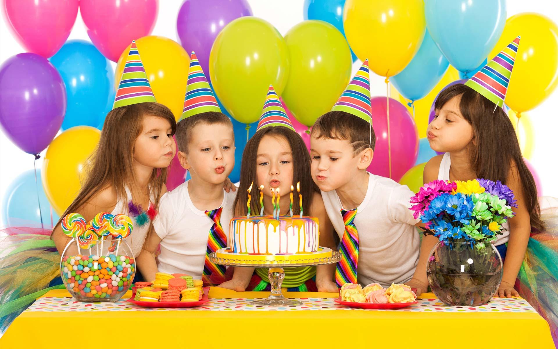 Детский день рождения: радость для ребёнка или «головная боль» для родителей?