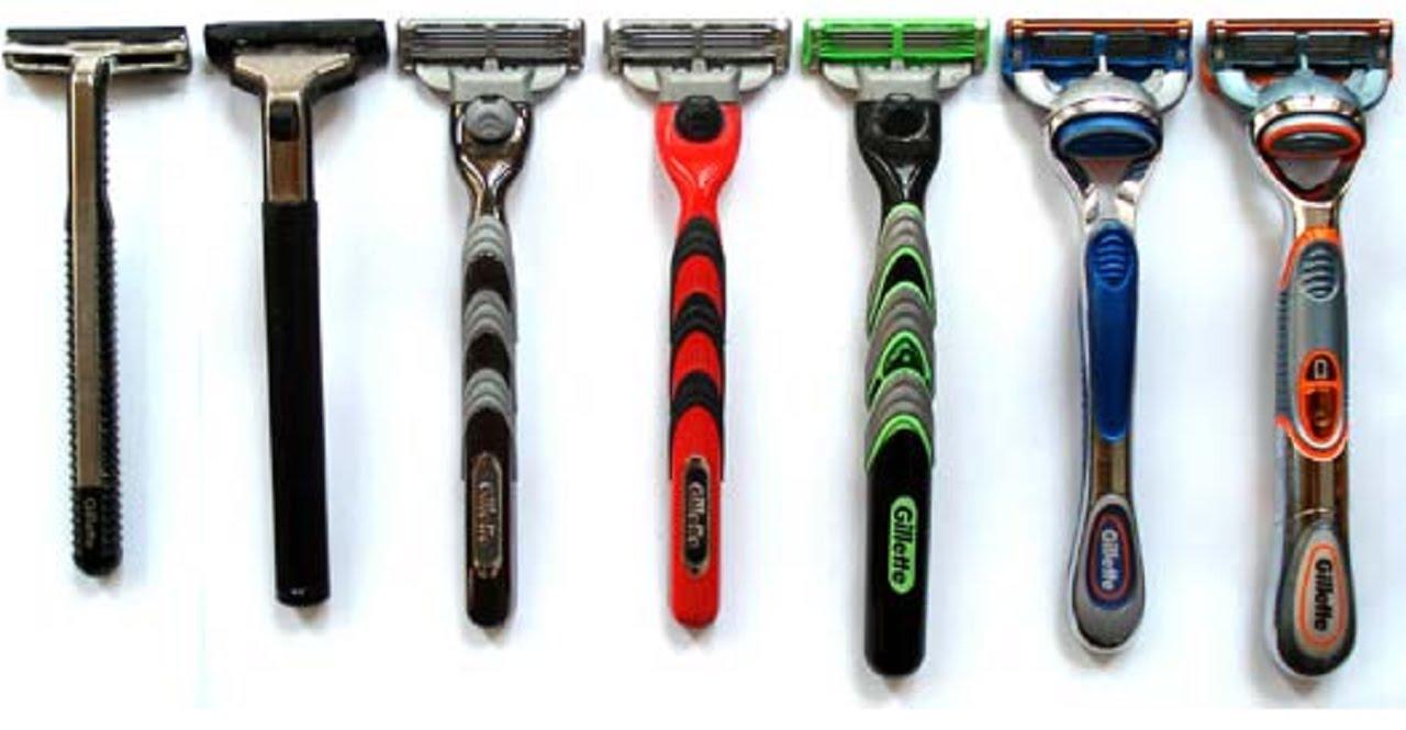 Удаление волос на теле: бритье